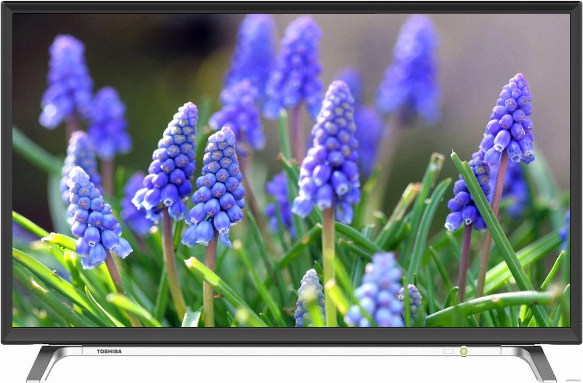 Toshiba 40L5650VN телевизор led телевизор toshiba 43u7750ev black
