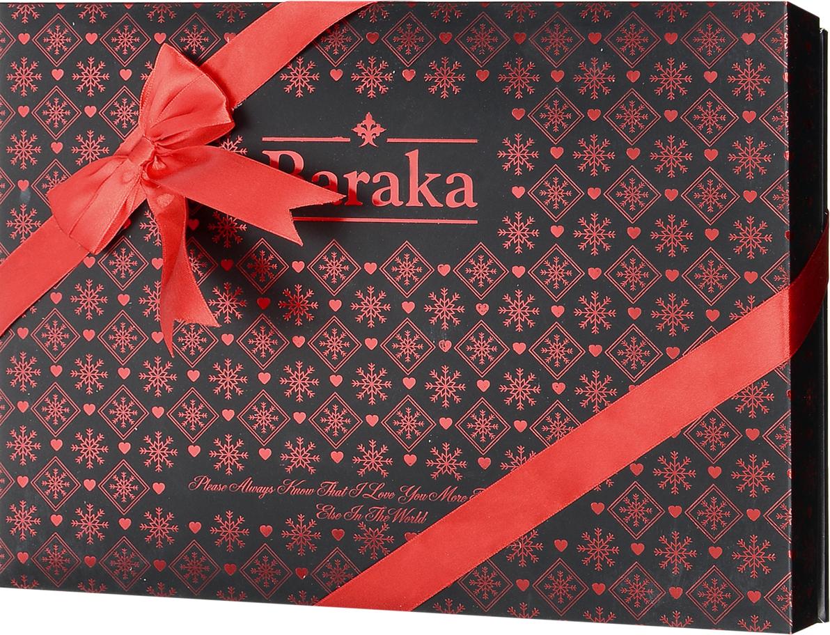 Baraka Романтик ассорти шоколадных конфет, 280 г шоколадные годы конфеты ассорти 190 г