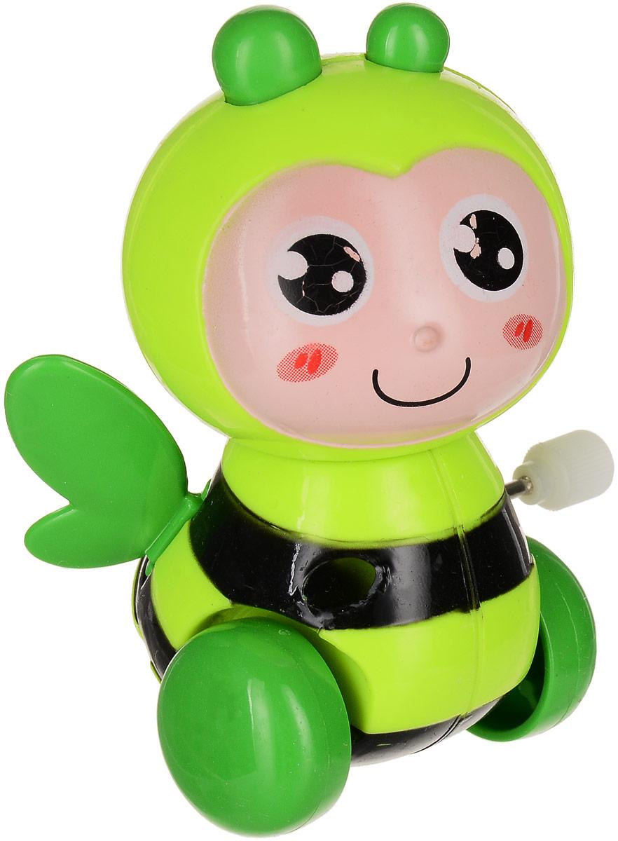 Bampi Заводная игрушка Пчелка цвет салатовый игрушка