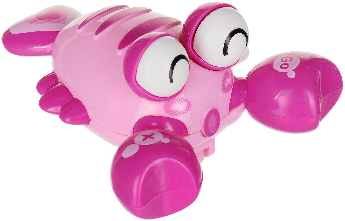 Bampi Заводная игрушка Лобстер цвет розовый игрушка