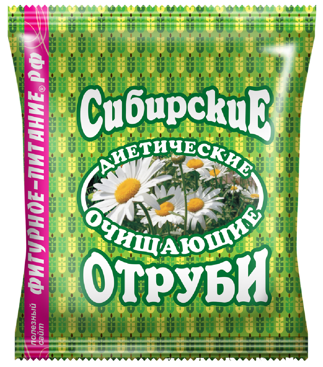Сибирские Отруби пшеничные очищающие, 200 г сибирская клетчатка sk fiberia sport фитококтейль клетчатка клубника 350 г