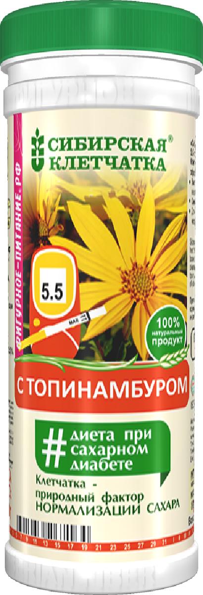 Сибирская Клетчатка 5,5 с Топинамбуром, 170 г хайнц пюре овощной микс с 5 мес 120г