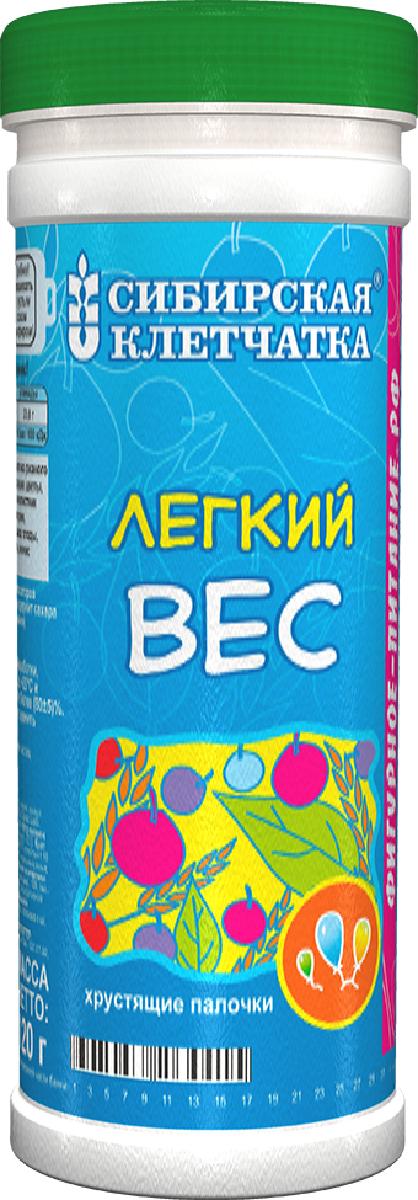 Сибирская Клетчатка легкий вес в хрустящих гранулах, 120 г бабушкино лукошко мясо цыплят с гречкой пюре с 6 месяцев 100 г 6 шт