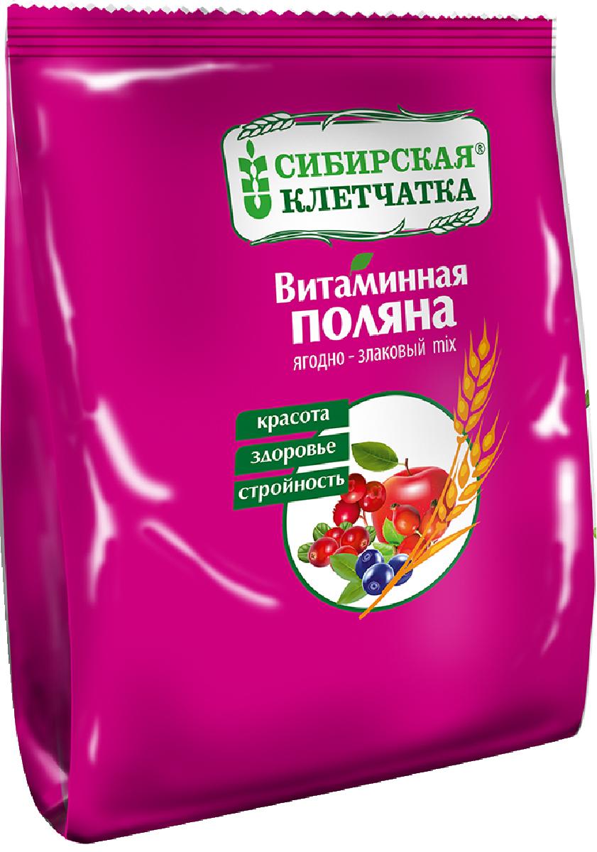 Сибирская Клетчатка витаминная поляна, 300 г1182Сибирская Клетчатка - эконом упаковка!Перед Вами замечательный продукт, в составе которого объединены клетчатка, ценные таежные ягоды шиповник и яблоко. Добавляемые в Сибирскую клетчатку Витаминная Поляна ягоды черники, клюквы, брусники, являются наиболее ценными продуктами Сибирской тайги. Содержат огромное количество полезных веществ, витаминов, микро и макроэлементов.