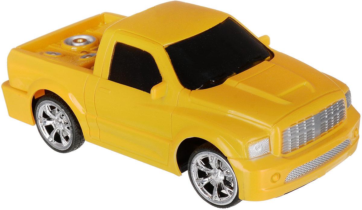 Taiko Машина легковая на радиоуправлении цвет желтый 0393