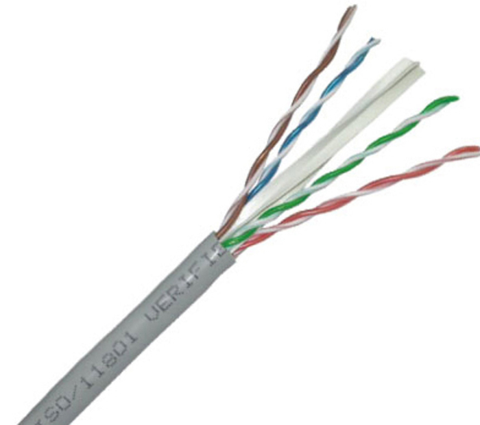 VCOM VNC1020 кабель UTP 4 пары (100 м)VNC1020