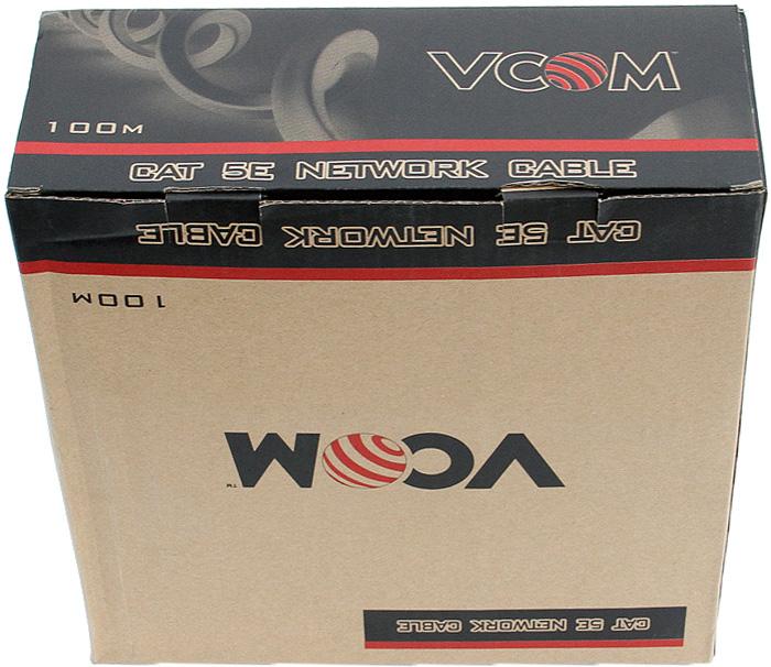 VCOM VNC1000 кабель UTP 4 пары (100 м)VNC1000