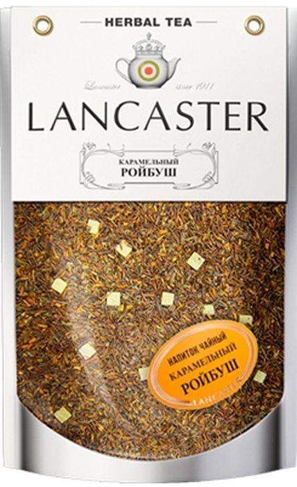 Lancaster карамельный ройбуш напиток чайный, 100 г13.4582Lancaster представляет знаменитую чайную коллекцию, созданную английскими чайными мастерами, в новой экономичной и удобной упаковке. Теперь так просто начинать каждый день с глотка превосходного чая, листья которого отобраны опытными мастер-блендерами старой школы и смешаны с натуральными кусочками фруктов, ягод и лепестками цветов. Lancaster — захватывающее путешествие по миру вкусного и полезного чая, доступное каждому.Этот ройбуш был собран вручную на юге Африки в горах Седерберг (Cederberg) в 300 км от Кейптауна и имеет особен-ный, бархатистый вкусовой букет с древесно-медовыми, сливочными и ванильными нотками.