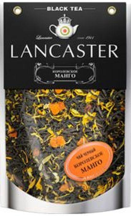 Lancaster чай черный с ароматом манго, 100 г13.4629Lancaster представляет знаменитую чайную коллекцию, созданную английскими чайными мастерами, в новой экономичной и удобной упаковке. Теперь так просто начинать каждый день с глотка превосходного чая, листья которого отобраны опытными мастер-блендерами старой школы и смешаны с натуральными кусочками фруктов, ягод и лепестками цветов. Lancaster — захватывающее путешествие по миру вкусного и полезного чая, доступное каждому.Сочетание кусочков индийского манго с лепестками желтого подсолнечника идеально для натуральной ароматизации элитного цейлонского чая, собранного в регионе Нувара-Элия, который имеет неповторимый аромат благодаря соседству чайных кустов с кипарисами, дикой мятой и эвкалиптовыми деревьями.