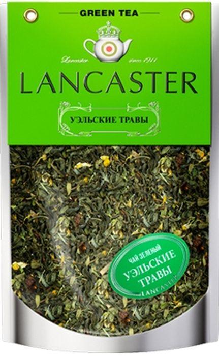 Lancaster Китайский чай зеленый с уэльскими травами, 100 г13.4674Lancaster представляет знаменитую чайную коллекцию, созданную английскими чайными мастерами, в новой экономичной и удобной упаковке. Теперь так просто начинать каждый день с глотка превосходного чая, листья которого отобраны опытными мастер-блендерами старой школы и смешаны с натуральными кусочками фруктов, ягод и лепестками цветов. Lancaster — захватывающее путешествие по миру вкусного и полезного чая, доступное каждому.Смесь трав знаменитой уэльской смеси в деликатном сопровождении зеленого китайского чая, собранного вручную на плантациях провинции Цзянсу. Благодаря великолепным условиям произрастания чая и традициям, имеющим древние корни и восходящим к VII веку, чайная смесь поражает богатством оттенков вкуса: пряного, цветочно-орехового, медово сладкого, с долгим охлаждающим послевкусием.