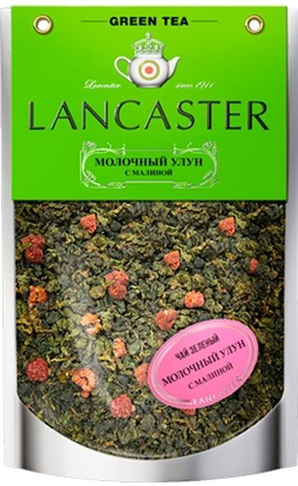 Lancaste Молочный улун с малиной чай зеленый листовой, 100 г13.4681Lancaster представляет знаменитую чайную коллекцию, созданную английскими чайными мастерами, в новой экономичной и удобной упаковке. Теперь так просто начинать каждый день с глотка превосходного чая, листья которого отобраны опытными мастер-блендерами старой школы и смешаны с натуральными кусочками фруктов, ягод и лепестками цветов. Lancaster — захватывающее путешествие по миру вкусного и полезного чая, доступное каждому.Лист улуна имеет характеристики как зеленого, так и красного чая. Аромат этого чая настолько силен, что, кажется, будто в чай добавлено настоящее молоко.