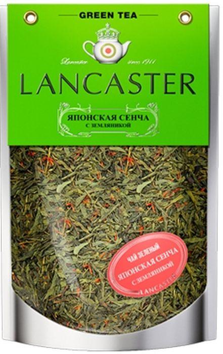 Lancaster Сенча с земляникой чай зеленый, 100 г troyka часы настенные troyka 31 см