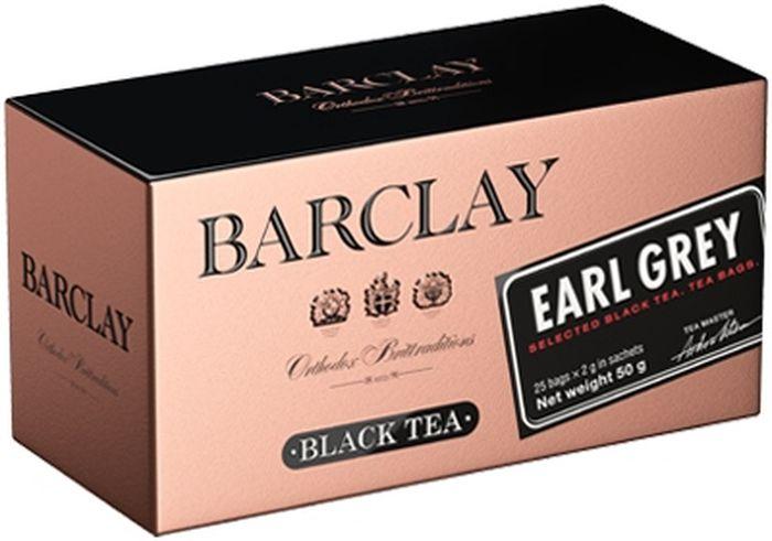 Barklay Бергамот чай черный байховый, 25 шт13.5725Чай Barklay - продукт, созданный с традиционным английским вниманием к деталям. В основе композиции Barklay лежат высокосортные чаи, выросшие в особенно благоприятных климатических условиях, а также фрукты, ягоды и травы. Чтобы достичь наивысшего качества, чайные мастера Barklay сотрудничают с плантаторами напрямую и контролируют процесс производства на каждом этапе. Изысканные чаи Barklay доставят истинное удовольствие ценителям чая и чайных смесей. Купажи Barklay и фруктовые бленды идеально подходят для утреннего, послеобеденного и вечернего чаепития.Благородный цейлонский черный чай — мягкий и бархатный на вкус, с тонким ароматом бергамота, выращенного в теплом и влажном климате юга Италии. Начиная утро с чашки чая с бергамотом, можно легко взбодриться. А вечером он поможет расслабиться, снять стресс.