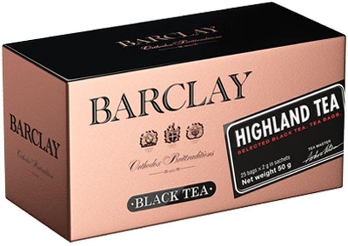 Barklay Чабрец чай черный байховый, 25 шт13.5763Чай Barklay - продукт, созданный с традиционным английским вниманием к деталям. В основе композиции Barklay лежат высокосортные чаи, выросшие в особенно благоприятных климатических условиях, а также фрукты, ягоды и травы. Чтобы достичь наивысшего качества, чайные мастера Barklay сотрудничают с плантаторами напрямую и контролируют процесс производства на каждом этапе. Изысканные чаи Barklay доставят истинное удовольствие ценителям чая и чайных смесей. Купажи Barklay и фруктовые бленды идеально подходят для утреннего, послеобеденного и вечернего чаепития.Пряный и целебный черный индийский чай с чабрецом обладает прекрасным вкусом и не имеет противопоказаний. Он тонизирует, повышает работоспособность, успокаивает в стрессовых ситуациях.