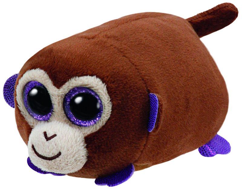 TY Мягкая игрушка Обезьянка 10 см
