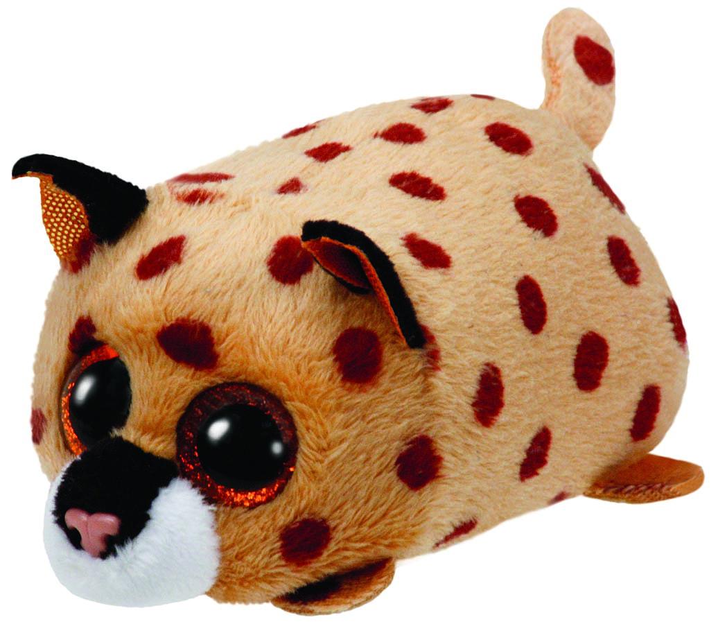 TY Мягкая игрушка Рысенок Kenny 10 см