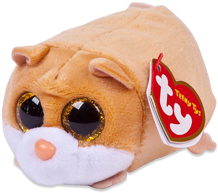 TY Мягкая игрушка Хомяк Peewee 10 см