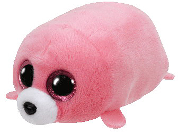 TY Мягкая игрушка Тюлень Seaweed 11 см