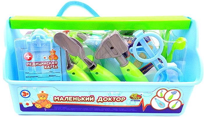 ABtoys Игровой набор Маленький доктор 14 предметов abtoys игрушечный набор маленький доктор