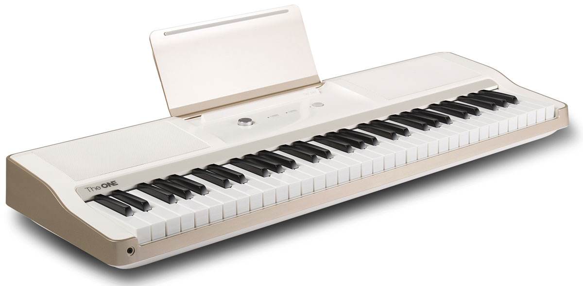 The ONE Light Golden цифровой синтезатор