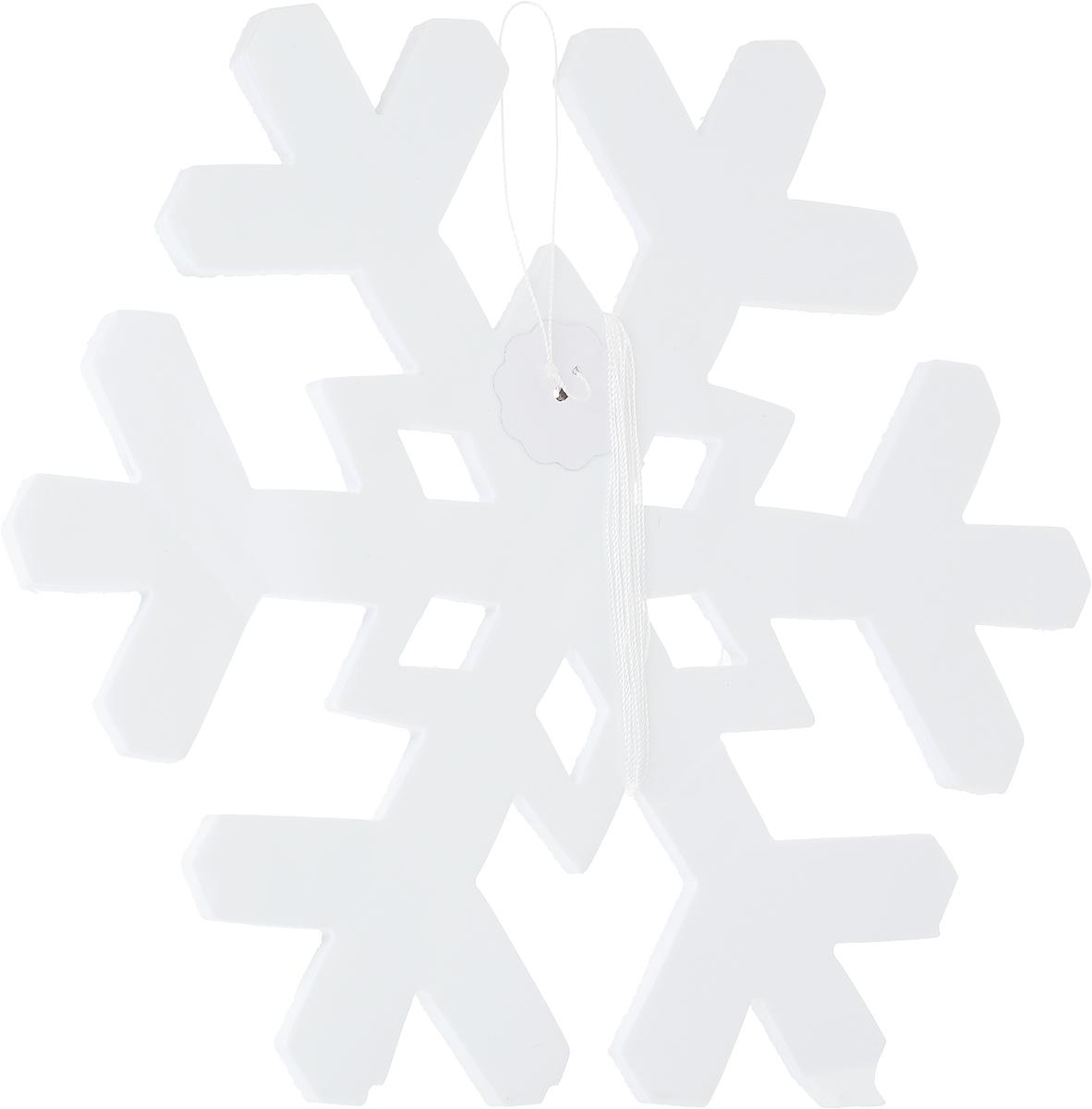 Растяжка декоративная Winter Wings Снежинка, 3 мN09265Растяжка декоративная СНЕЖИНКИ, 300 см, бумага
