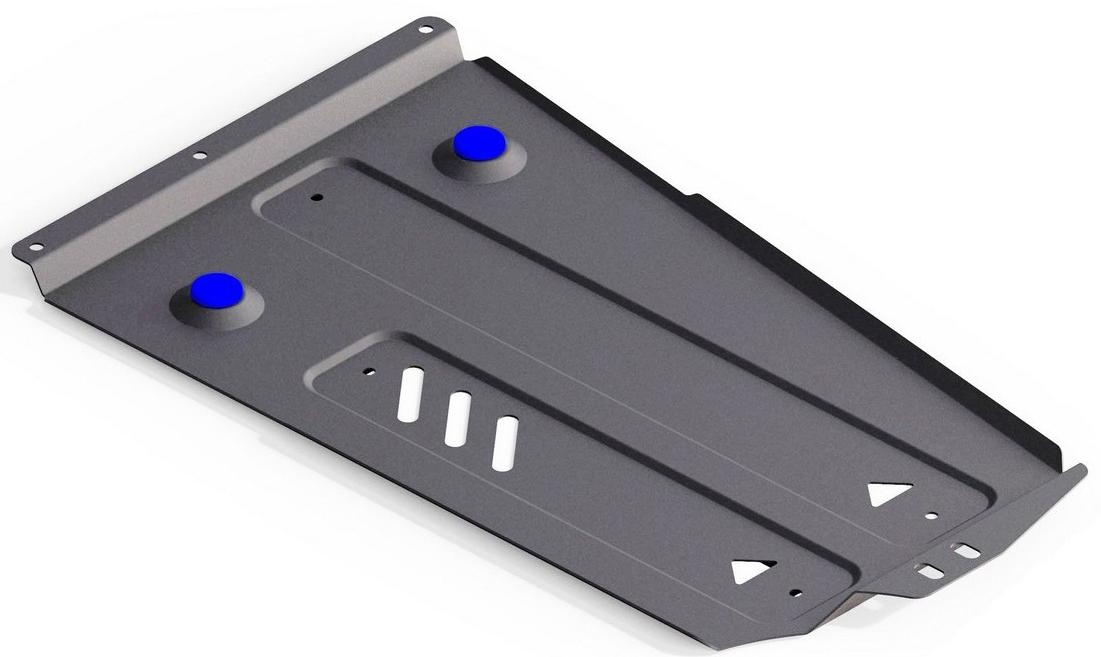 Защита РК Rival для Mitsubishi Pajero IV 2006-2011 2011-, алюминий 4 мм333.4011.3Защита РК Rival для Mitsubishi Pajero IV V - 3.0; 3.2d(188 л.с., 200 л.с.); 3.8 2011-н.в./Mitsubishi Pajero IV V - 3.0; 3.2d(188 л.с., 200 л.с.); 3.8 2006-2011, алюминий 4 мм, крепеж в комплекте, 333.4011.3Алюминиевые защиты Rival надежно защищают днище вашего автомобиля от повреждений, например при наезде на бордюры, а также выполняют эстетическую функцию при установке на высокие автомобили.- Толщина алюминиевых защит в 2 раза толще стальных, а вес при этом меньше до 30%.- Отлично отводит тепло от двигателя своей поверхностью, что спасает двигатель от перегрева в летний период или при высоких нагрузках.- В отличие от стальных, алюминиевые защиты не поддаются коррозии, что гарантирует срок службы защит более 5 лет.- Покрываются порошковой краской, что надолго сохраняет первоначальный вид новой защиты и защищает от гальванической коррозии.- Глубокий штамп дополнительно усиливает конструкцию защиты.- Подштамповка в местах крепления защищает крепеж от срезания.- Технологические отверстия там, где они необходимы для смены масла и слива воды, оборудованные заглушками, надежно закрепленными на защите.- Помимо основной функции защиты от удара, конструкция так же существенно снижает попадание в моторный отсек влаги и грязи.В комплекте инструкция по установке.Уважаемые клиенты!Обращаем ваше внимание, на тот факт, что защита имеет форму, соответствующую модели данного автомобиля. Наличие глубокого штампа и лючков для смены фильтров/масла предусмотрено не на всех защитах. Фото служит для визуального восприятия товара.