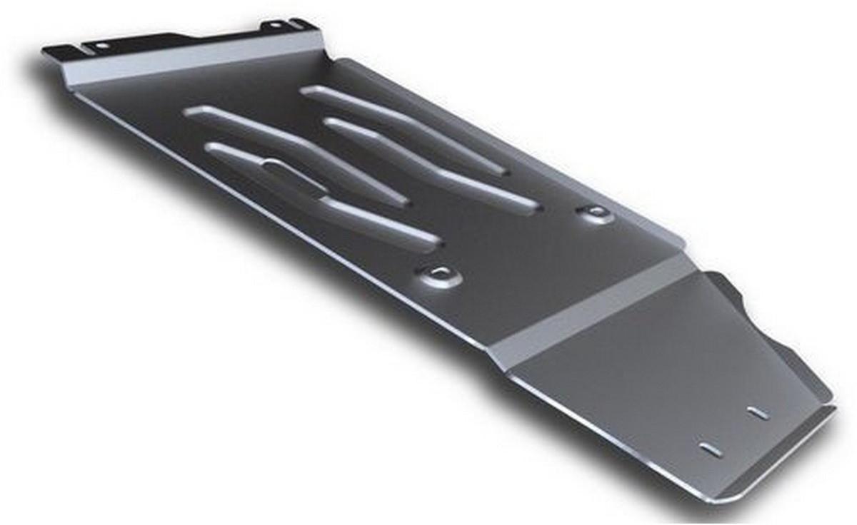Защита КПП и РК Rival для BMW 3-series (включая GT) 2012-, алюминий 4 мм333.0522.1Защита КПП и РК Rival для BMW 3-series V - 328d; 320i; 320d 4WD 2012-н.в./BMW 3 GT V - 328i; 320i; 320d 4WD 2013-н.в., алюминий 4 мм, крепеж в комплекте, 333.0522.1Алюминиевые защиты Rival надежно защищают днище вашего автомобиля от повреждений, например при наезде на бордюры, а также выполняют эстетическую функцию при установке на высокие автомобили.- Толщина алюминиевых защит в 2 раза толще стальных, а вес при этом меньше до 30%.- Отлично отводит тепло от двигателя своей поверхностью, что спасает двигатель от перегрева в летний период или при высоких нагрузках.- В отличие от стальных, алюминиевые защиты не поддаются коррозии, что гарантирует срок службы защит более 5 лет.- Покрываются порошковой краской, что надолго сохраняет первоначальный вид новой защиты и защищает от гальванической коррозии.- Глубокий штамп дополнительно усиливает конструкцию защиты.- Подштамповка в местах крепления защищает крепеж от срезания.- Технологические отверстия там, где они необходимы для смены масла и слива воды, оборудованные заглушками, надежно закрепленными на защите.- Помимо основной функции защиты от удара, конструкция так же существенно снижает попадание в моторный отсек влаги и грязи.В комплекте инструкция по установке.Уважаемые клиенты!Обращаем ваше внимание, на тот факт, что защита имеет форму, соответствующую модели данного автомобиля. Наличие глубокого штампа и лючков для смены фильтров/масла предусмотрено не на всех защитах. Фото служит для визуального восприятия товара.