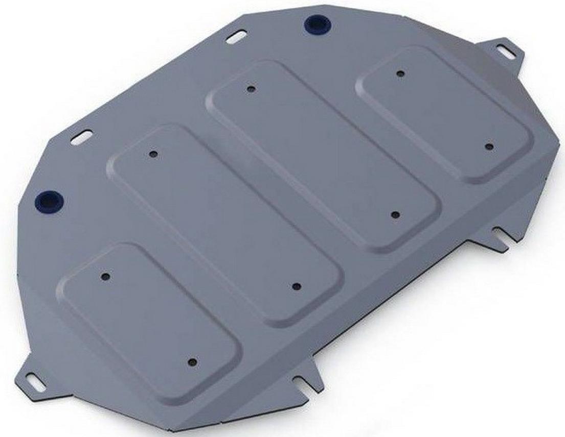 Защита картера Rival для Hyundai Genesis G80 2017- / Hyundai Genesis G90 2016- / Hyundai Genesis 2014-2017, алюминий 4 мм, часть 2 - Тюнинг и защита - Защита внешних частей