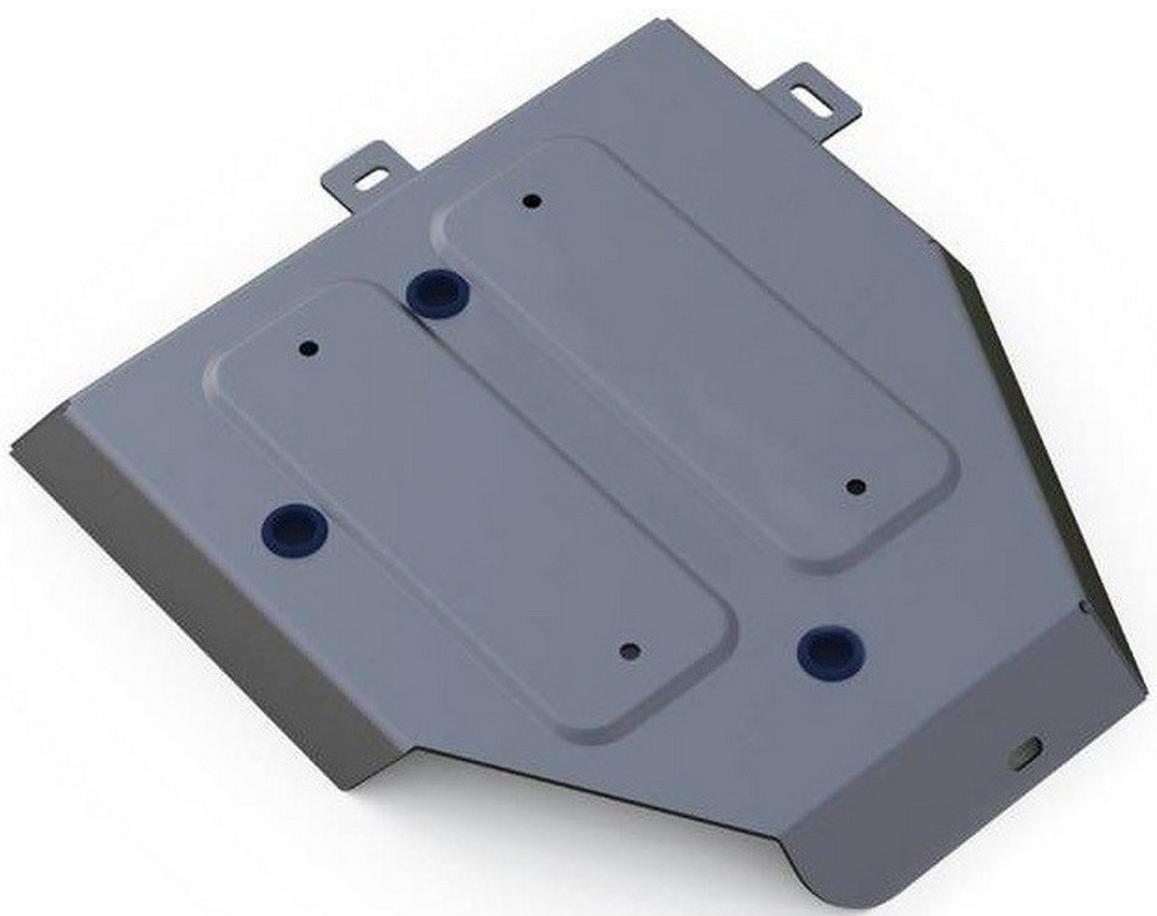 Защита топливного бака Rival для Hyundai ix35 2010-2015 / Kia Sportage 2010-2016, алюминий 4 мм333.2828.1Защита топливного бака Rival для Hyundai ix35 V - все 4WD 2010-2015/Kia Sportage V - все 4WD 2010-2016, алюминий 4 мм, крепеж в комплекте, 333.2828.1Алюминиевые защиты Rival надежно защищают днище вашего автомобиля от повреждений, например при наезде на бордюры, а также выполняют эстетическую функцию при установке на высокие автомобили.- Толщина алюминиевых защит в 2 раза толще стальных, а вес при этом меньше до 30%.- Отлично отводит тепло от двигателя своей поверхностью, что спасает двигатель от перегрева в летний период или при высоких нагрузках.- В отличие от стальных, алюминиевые защиты не поддаются коррозии, что гарантирует срок службы защит более 5 лет.- Покрываются порошковой краской, что надолго сохраняет первоначальный вид новой защиты и защищает от гальванической коррозии.- Глубокий штамп дополнительно усиливает конструкцию защиты.- Подштамповка в местах крепления защищает крепеж от срезания.- Технологические отверстия там, где они необходимы для смены масла и слива воды, оборудованные заглушками, надежно закрепленными на защите.- Помимо основной функции защиты от удара, конструкция так же существенно снижает попадание в моторный отсек влаги и грязи.В комплекте инструкция по установке.Уважаемые клиенты!Обращаем ваше внимание, на тот факт, что защита имеет форму, соответствующую модели данного автомобиля. Наличие глубокого штампа и лючков для смены фильтров/масла предусмотрено не на всех защитах. Фото служит для визуального восприятия товара.