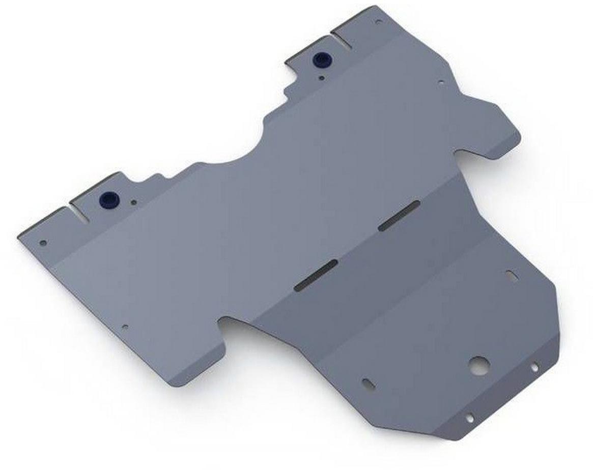 Защита картера увеличенная Rival для Subaru Outback 2010-2015, алюминий 4 мм - Тюнинг и защита - Защита внешних частей