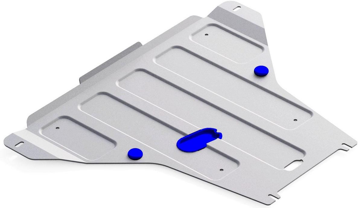 Защита картера Rival для Subaru Outback 2015-, алюминий 4 мм333.5430.1Защита картера Rival для Subaru Outback V - 2.5 2015-н.в., алюминий 4 мм, крепеж в комплекте, 333.5430.1Алюминиевые защиты Rival надежно защищают днище вашего автомобиля от повреждений, например при наезде на бордюры, а также выполняют эстетическую функцию при установке на высокие автомобили.- Толщина алюминиевых защит в 2 раза толще стальных, а вес при этом меньше до 30%.- Отлично отводит тепло от двигателя своей поверхностью, что спасает двигатель от перегрева в летний период или при высоких нагрузках.- В отличие от стальных, алюминиевые защиты не поддаются коррозии, что гарантирует срок службы защит более 5 лет.- Покрываются порошковой краской, что надолго сохраняет первоначальный вид новой защиты и защищает от гальванической коррозии.- Глубокий штамп дополнительно усиливает конструкцию защиты.- Подштамповка в местах крепления защищает крепеж от срезания.- Технологические отверстия там, где они необходимы для смены масла и слива воды, оборудованные заглушками, надежно закрепленными на защите.- Помимо основной функции защиты от удара, конструкция так же существенно снижает попадание в моторный отсек влаги и грязи.В комплекте инструкция по установке.Уважаемые клиенты!Обращаем ваше внимание, на тот факт, что защита имеет форму, соответствующую модели данного автомобиля. Наличие глубокого штампа и лючков для смены фильтров/масла предусмотрено не на всех защитах. Фото служит для визуального восприятия товара.