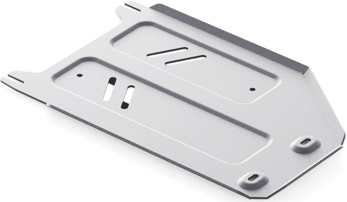 Защита КПП Rival для Subaru Outback 2015-, алюминий 4 мм333.5431.1Защита КПП Rival для Subaru Outback V - 2.5 2015-н.в., алюминий 4 мм, крепеж в комплекте, 333.5431.1Алюминиевые защиты Rival надежно защищают днище вашего автомобиля от повреждений, например при наезде на бордюры, а также выполняют эстетическую функцию при установке на высокие автомобили.- Толщина алюминиевых защит в 2 раза толще стальных, а вес при этом меньше до 30%.- Отлично отводит тепло от двигателя своей поверхностью, что спасает двигатель от перегрева в летний период или при высоких нагрузках.- В отличие от стальных, алюминиевые защиты не поддаются коррозии, что гарантирует срок службы защит более 5 лет.- Покрываются порошковой краской, что надолго сохраняет первоначальный вид новой защиты и защищает от гальванической коррозии.- Глубокий штамп дополнительно усиливает конструкцию защиты.- Подштамповка в местах крепления защищает крепеж от срезания.- Технологические отверстия там, где они необходимы для смены масла и слива воды, оборудованные заглушками, надежно закрепленными на защите.- Помимо основной функции защиты от удара, конструкция так же существенно снижает попадание в моторный отсек влаги и грязи.В комплекте инструкция по установке.Уважаемые клиенты!Обращаем ваше внимание, на тот факт, что защита имеет форму, соответствующую модели данного автомобиля. Наличие глубокого штампа и лючков для смены фильтров/масла предусмотрено не на всех защитах. Фото служит для визуального восприятия товара.