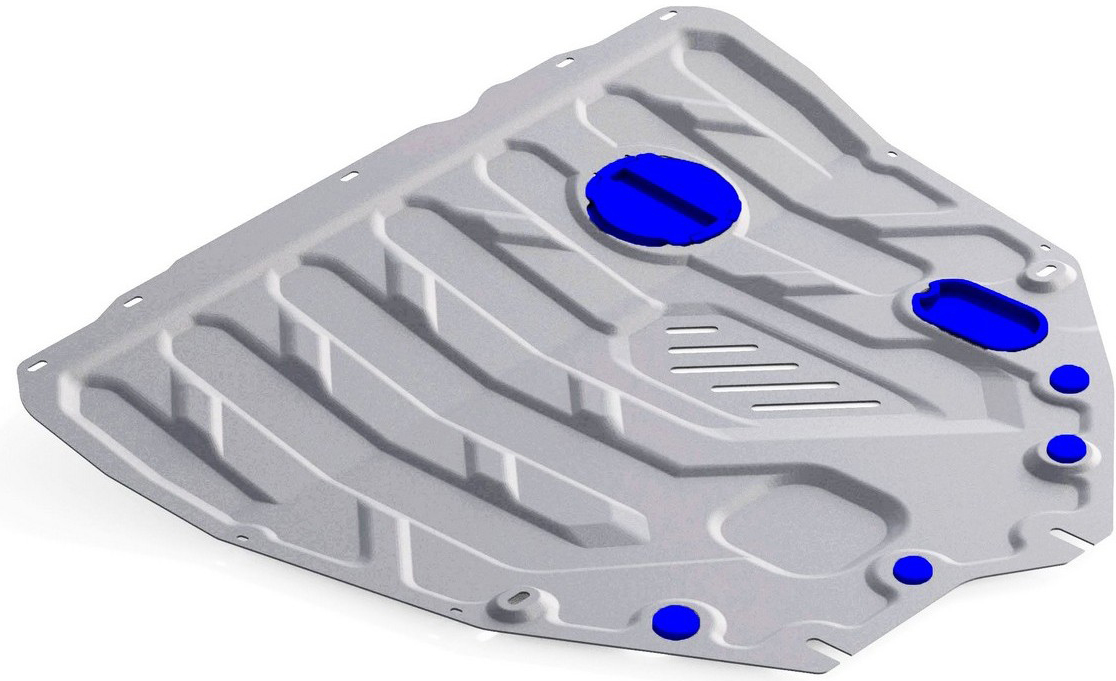 Защита картера и КПП Rival для Suzuki Vitara 2015- / Suzuki SX4 2013-2016, алюминий 4 мм333.5511.1Защита картера и КПП Rival для Suzuki Vitara V - 1.6 2015-н.в./Suzuki SX4 V - 1.6 2013-2016, алюминий 4 мм, крепеж в комплекте, 333.5511.1Алюминиевые защиты Rival надежно защищают днище вашего автомобиля от повреждений, например при наезде на бордюры, а также выполняют эстетическую функцию при установке на высокие автомобили.- Толщина алюминиевых защит в 2 раза толще стальных, а вес при этом меньше до 30%.- Отлично отводит тепло от двигателя своей поверхностью, что спасает двигатель от перегрева в летний период или при высоких нагрузках.- В отличие от стальных, алюминиевые защиты не поддаются коррозии, что гарантирует срок службы защит более 5 лет.- Покрываются порошковой краской, что надолго сохраняет первоначальный вид новой защиты и защищает от гальванической коррозии.- Глубокий штамп дополнительно усиливает конструкцию защиты.- Подштамповка в местах крепления защищает крепеж от срезания.- Технологические отверстия там, где они необходимы для смены масла и слива воды, оборудованные заглушками, надежно закрепленными на защите.- Помимо основной функции защиты от удара, конструкция так же существенно снижает попадание в моторный отсек влаги и грязи.В комплекте инструкция по установке.Уважаемые клиенты!Обращаем ваше внимание, на тот факт, что защита имеет форму, соответствующую модели данного автомобиля. Наличие глубокого штампа и лючков для смены фильтров/масла предусмотрено не на всех защитах. Фото служит для визуального восприятия товара.