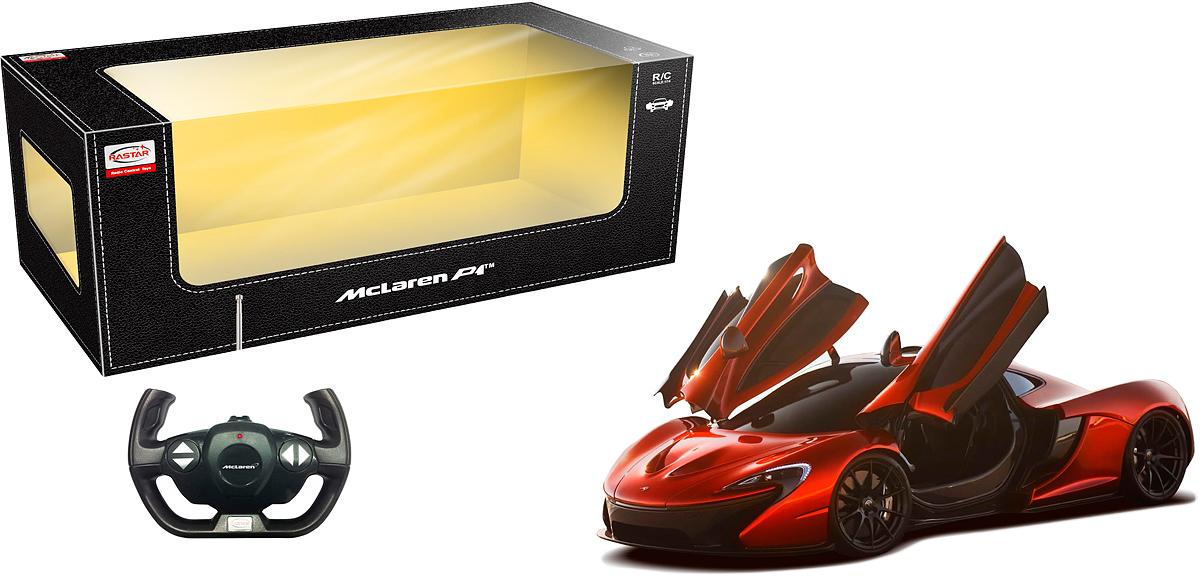 Rastar Радиоуправляемая модель McLaren P1 масштаб 1:14 салон в москве мерседесс как автомобиль