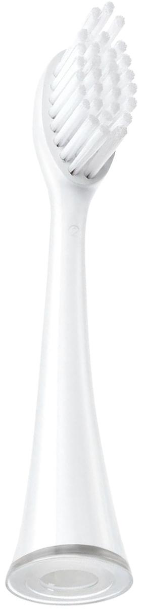 CS Medica SP-31-WTнасадка для электрической зубной щетки CS Medica CS-333-WT (2 шт) CS Medica