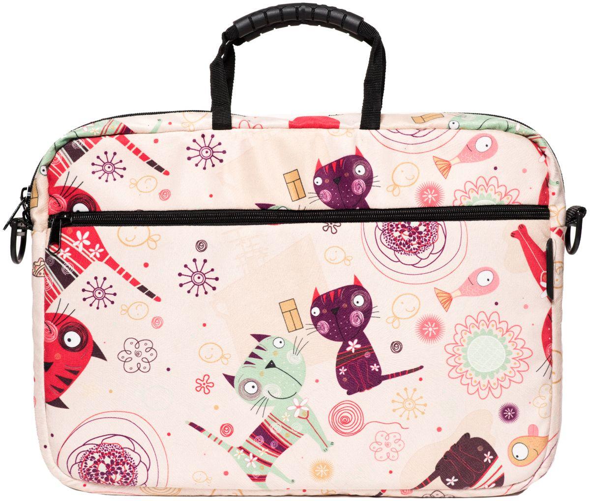 Vivacase Moscow, Graphite сумка для ноутбука 15,6