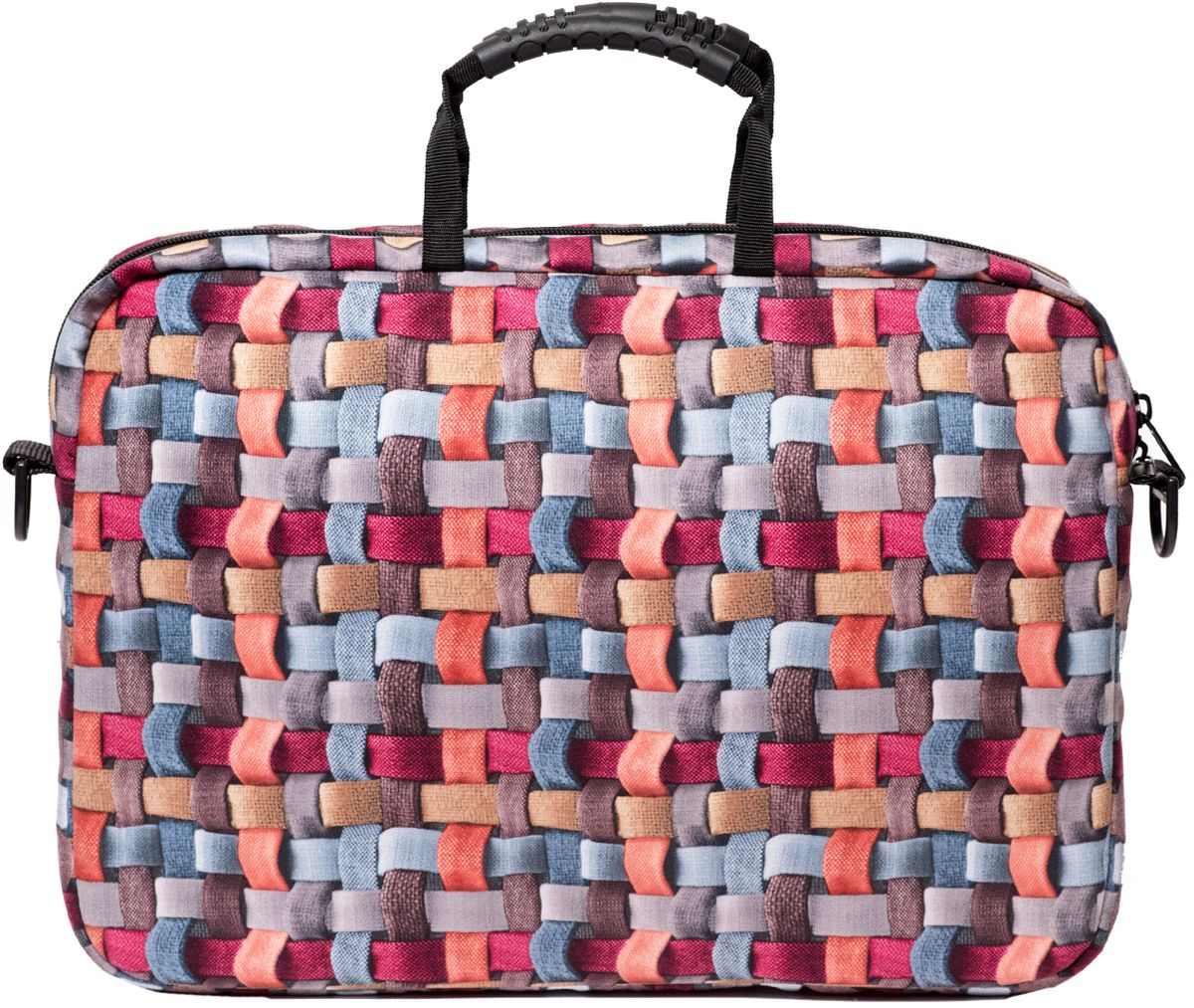 Vivacase Ropes, Marengo сумка для ноутбука 15,6VCN-CRS15-mrgСумка для ноутбуков диагональю 15.6 дюймов стильная и эргономичная. Стильный дизайн неизбежно привлечет внимание и поможет ее владельцу выделиться из толпы.Сумка для ноутбука сшита из бархатистой мебельной ткани устойчивой к загрязнениям и истиранию. Не стоить бояться, что изделие быстро потеряет товарный вид. При изготовлении аксессуаров Vivacase используются только качественные материалы от проверенных поставщиков. Сумке не страшны ни грязь, ни осадки благодаря специальной водо - и грязеотталкивающей пропитке. Ее достаточно протереть влажной тряпочкой, чтобы избавиться от пятен.Основа сумки - специальный пористый противоударный материал двойного сложения, который отлично защищает ноутбук от тряски в дороге и механических повреждений. При этом сумка очень легкая и компактная. С ней удобно путешествовать. К сумке прилагается широкий наплечный ремень. Во вместительном внешнем кармане на молнии могут поместить документы формата А4 и другие аксессуары.