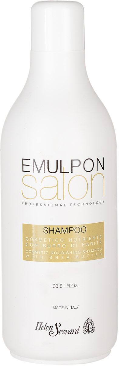 Helen Seward Emulpon Salon Nourishing Shampoo Питательный шампунь, 1000 мл811Формула pH 5.5, эффективно очищает волосы и кожу головы. Обогащен протеинами пшеницы, придает объем и мягкость. Подходит для всех типов волос, идеален для слегка сухих волос.