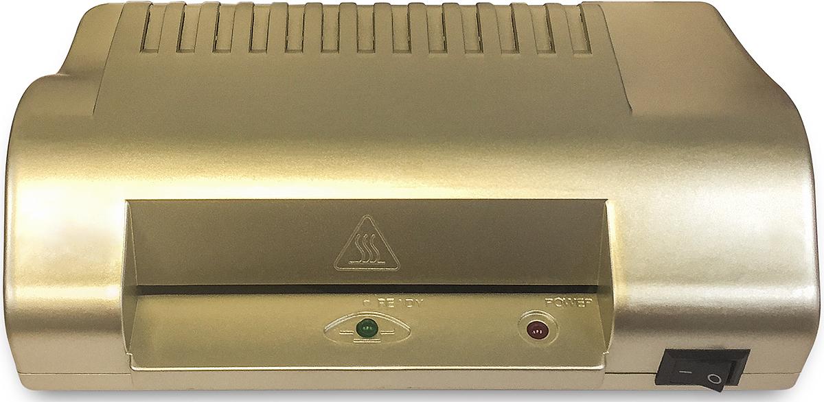 Гелеос ЛМ A6-2 ламинатор, цвет золотой