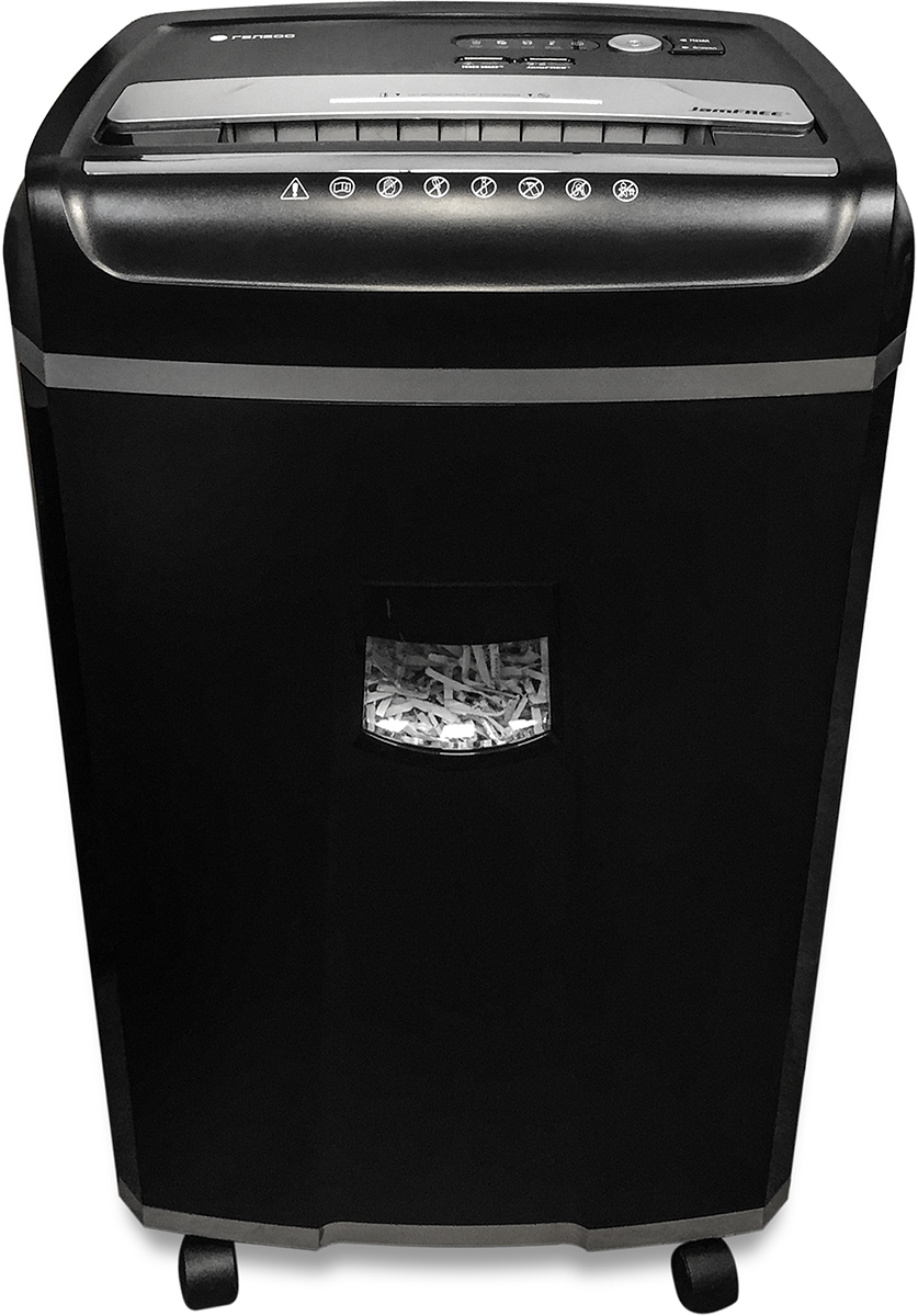 Гелеос УМ35-4 шредер, цвет черный
