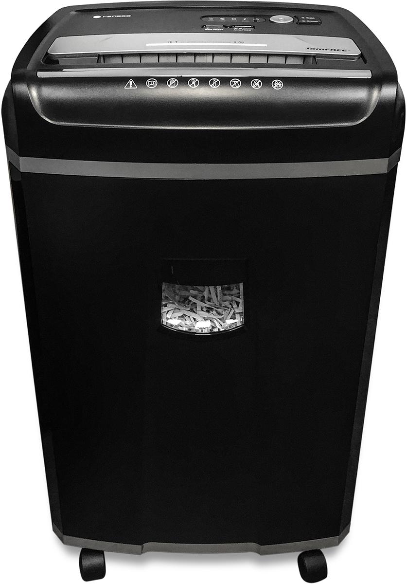 Гелеос УО36-4 шредер, цвет черный