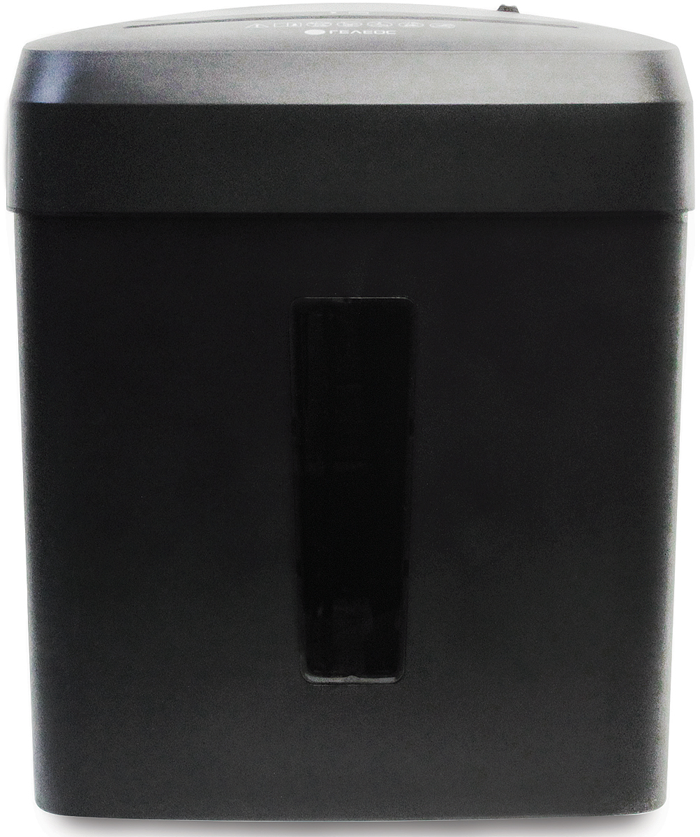 Гелеос УП15-4 шредер, цвет черныйУП15-4Мощный персональный шредер с отдельным слотом для уничтожения CD/DVD дисков. На основаниирежущего блока есть ручка для комфортного снятия его с корзины.В корзине имеется ручка для удобства опустошения использованного материала. Также уничтожает скрепки,скобы и пластиковые карты.