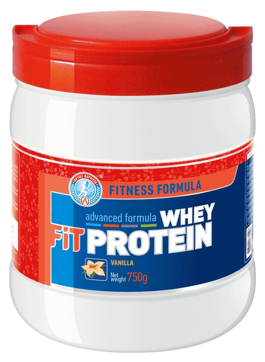 Протеин Академия-Т Fit, ваниль, 750 гБП-00000568«FIT WHEY PROTEIN» разработан специалистами в области спортивной нутрициологии для людей, занимающихся фитнесом и ведущих активный образ жизни. Точно сбалансированный состав включает в себя важнейшие анаболические факторы роста, комплементарное сочетание которых обеспечивает максимально оптимальные условия для регенерации и прогрессирования мышечной массы и силовых показателей.Фит Вей Протеин активизирует процесс выработки энергии, расширяет защитные и адаптационные функции организма, обладает высокой биодоступностью. В состав продукта входит фермент папаин, который улучшает усвояемость белка.«FIT WHEY PROTEIN» подходит для применения как в тренировочном, так и в соревновательном цикле. Продукт полностью натурален, не содержит компонентов, подвергнутых генетической модификации, а также допинговых средств и/или их метаболитов.Условия хранения: Хранить в сухом месте при температуре не выше +25°С.Срок годности: 24 месяца с даты изготовления.Масса нетто 750 грамм.Состав: концентрат белка молочной сыворотки, пищевое волокно гуммиарабик, витаминно-минеральный комплекс, подсластитель: сукралоза (Е 955), папаин, ароматизатор.Как повысить эффективность тренировок с помощью спортивного питания? Статья OZON Гид