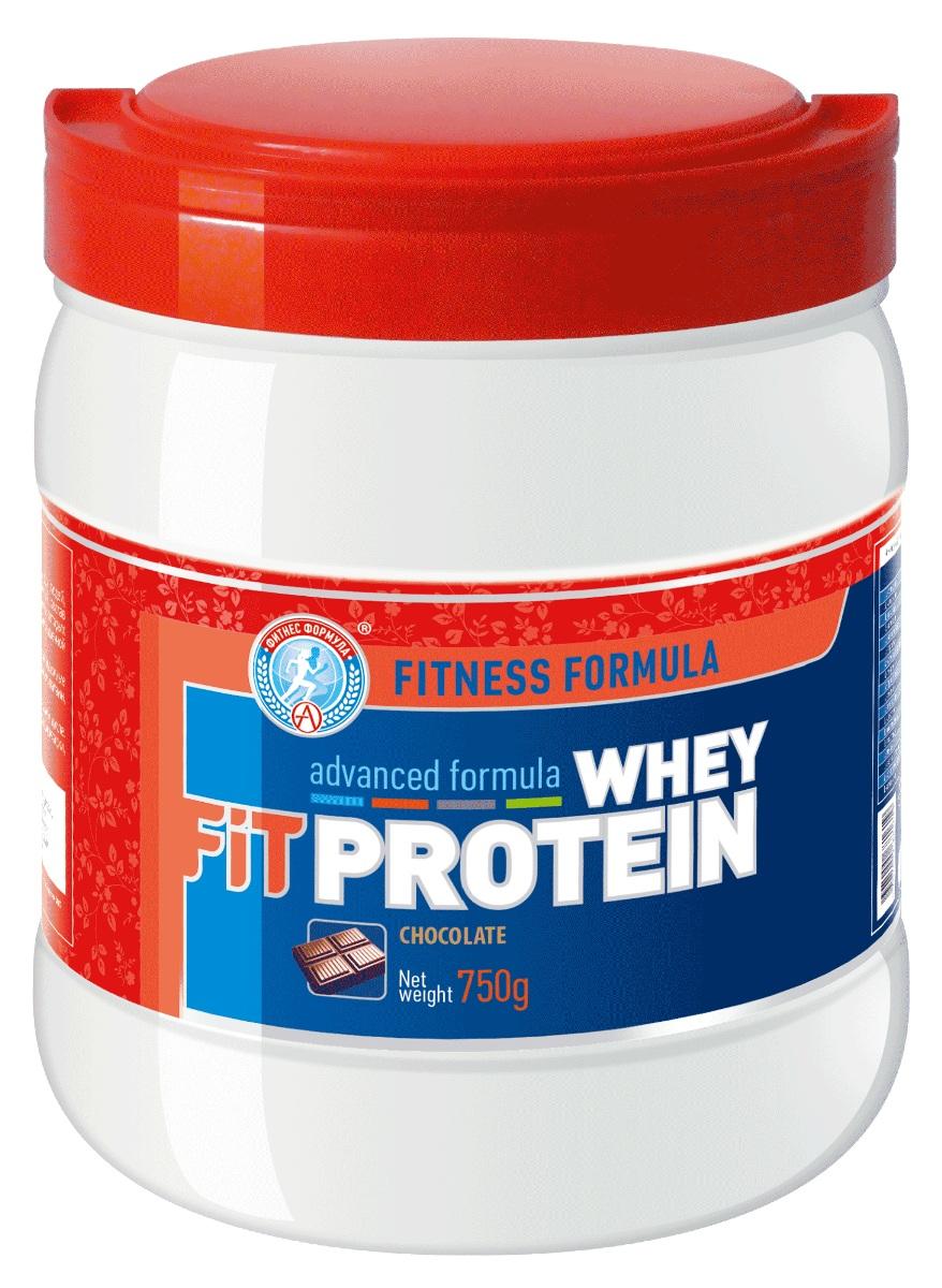 "Протеин Академия-Т ""Fit"", шоколад, 750 г, ACADEMY-T"