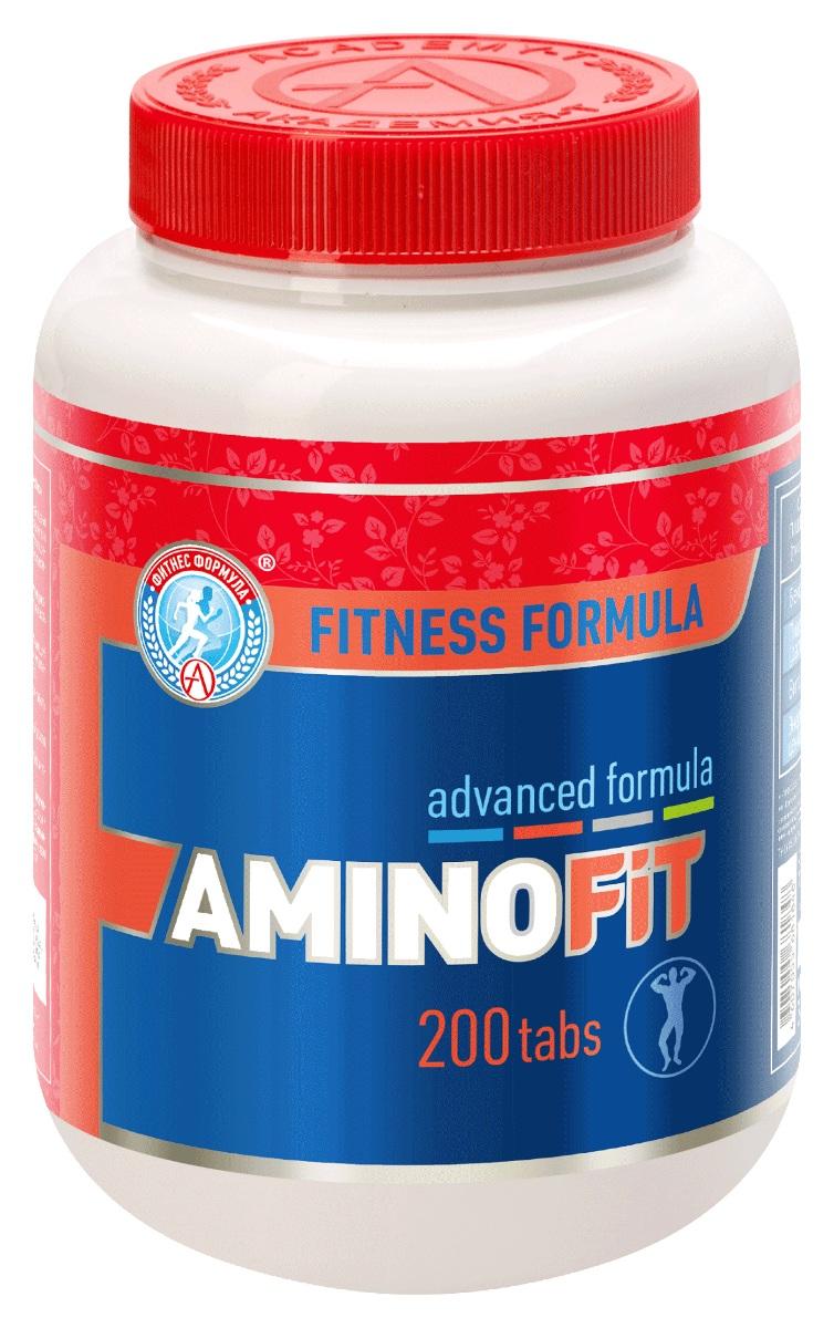 "Аминокислотный комплекс Академия-Т ""AminoFit"", 200 таблеток, ACADEMY-T"