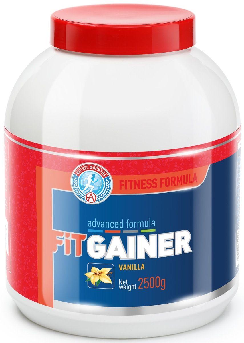 Гейнер Академия-Т Fit Gainer, ваниль, 2,5 кг цена