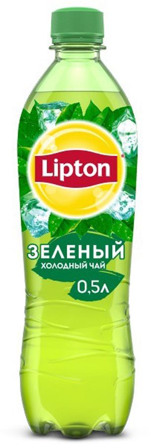 Lipton Ice Tea Зеленый холодный чай, 0,5 л каша безмолочная heinz многозерновая из 5 злаков с 6 мес 200 г