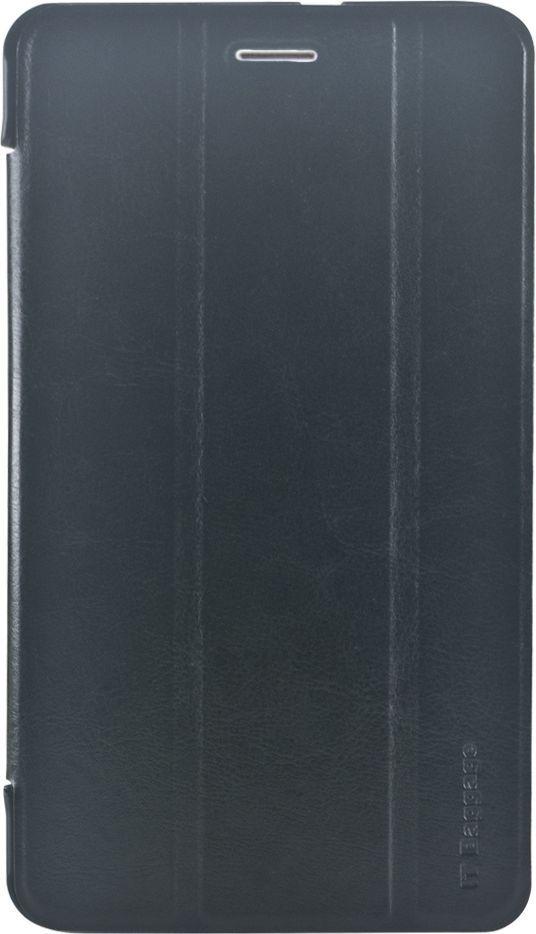IT Baggage чехол для Huawei MediaPad T2 7, BlackITHWT1725-1Чехол для планшета IT Baggage надежно защищает планшет от случайных ударов и царапин, а так же от внешних воздействий, грязи, пыли и брызг. Крышка используется как подставка по устройство. Чехол обеспечивает свободный доступ ко всем функциональным кнопкам.