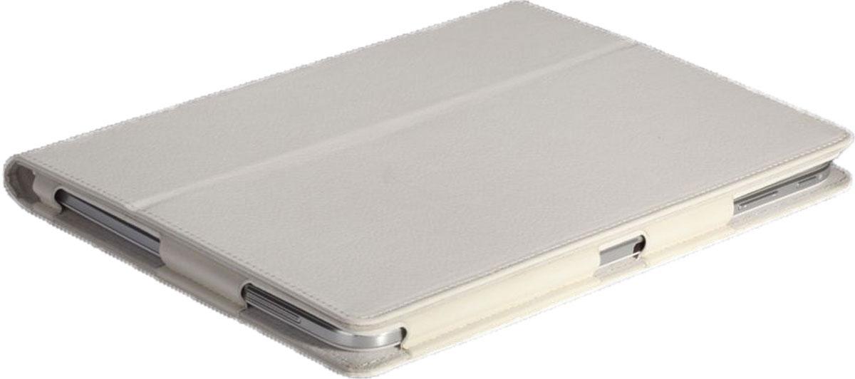 IT Baggage чехол для Lenovo Tab 4 10 (TB-X304L), WhiteITLNT410-0Чехол для планшета IT Baggage надежно защищает планшет от случайных ударов и царапин, а так же от внешних воздействий, грязи, пыли и брызг. Крышка используется как подставка по устройство. Чехол обеспечивает свободный доступ ко всем функциональным кнопкам.