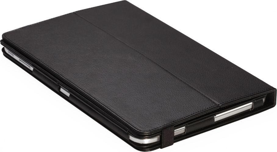 IT Baggage чехол для Lenovo Tab 4 10 (TB-X304L), BlackITLNT411-1Чехол для планшета IT Baggage надежно защищает планшет от случайных ударов и царапин, а так же от внешних воздействий, грязи, пыли и брызг. Крышка используется как подставка по устройство. Чехол обеспечивает свободный доступ ко всем функциональным кнопкам.